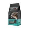 Optima Nova kvalitetskattemad til sterilliserede katte. Sterilliseret. højt kødindhold. gmo fri