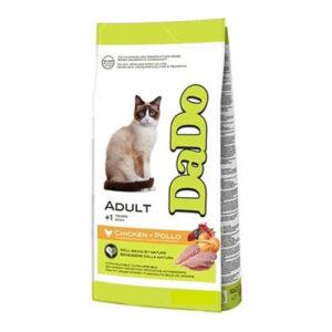 DaDo Adult – kat med kylling 10 kg