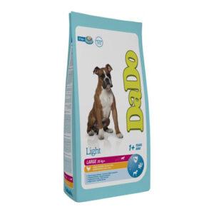 DaDo Light Medium Large kylling & ris 12 kg