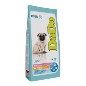 DaDo Light Mini kylling & ris 2 kg