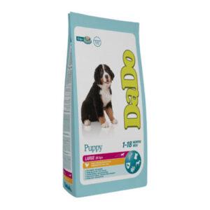 DaDo Puppy Large med kylling & ris 12 kg