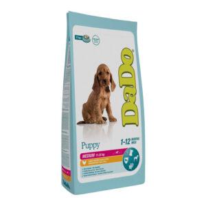 DaDo Puppy Medium med kylling & ris 12 kg