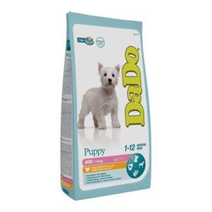 DaDo Puppy Mini med kylling & ris 2 kg