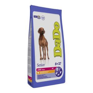 DaDo Senior Large kylling & ris 12 kg