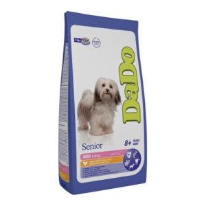 DaDo Senior Mini kylling & ris 2 kg