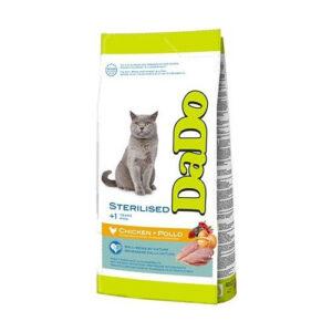 DaDo Adult – sterilliseret kat med kylling 10 kg