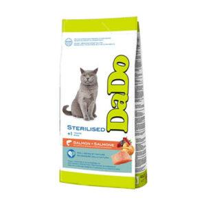 DaDo Adult – sterilliseret kat med laks 2 kg