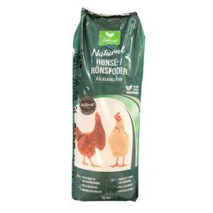 Natural hønsefoder, æglægning 15 kg