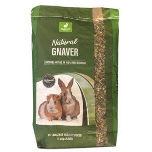 Natural luksus kaninblanding 15 kg