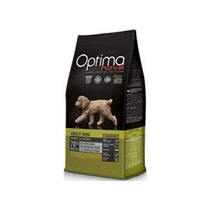 Optima Nova Kornfri Adult Mini Digestive med Kanin og kartoffel 2 kg