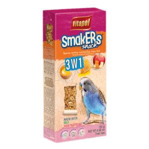 Smackers mixstænger 3 stk