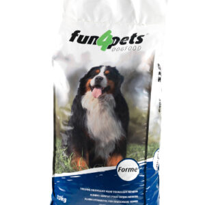 Fun4pets Dog Forme – hundemad 15 kg