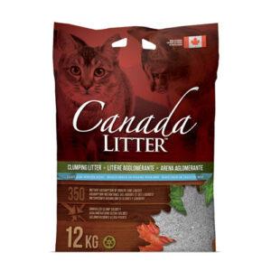 Canada Litter – Kattegrus med baby pudder 12 kg