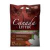 Canada Litter Lavendel 12 kg. Kattesand / kattegrus i høj kvalitet. klumpende