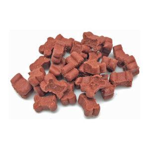 Whesco Kornfrie snacks Laks i bøtte 500 g