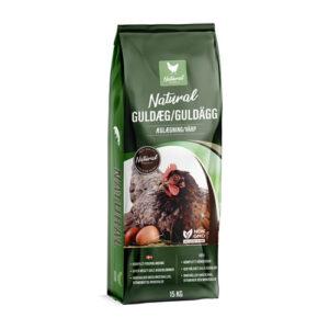 Natural Guldæg, Hønsefoder 15 kg