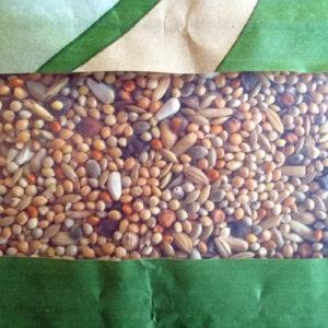 Natural King Standard Parakit UDEN solsikke, 15 kg