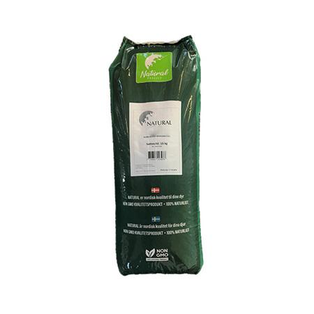Natural gede- og vildtfoder15 kg. Gedefoder. Tilskudsfoder til gerder og vildt.Mollerup Mølle