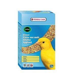 Orlux æggefoder til kanarier, gult – 1 kg