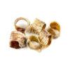Whesco okseluftrør i skiver 150g. naturlige snacks til hunde. barf