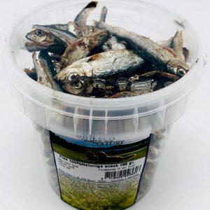 Whesco Tørrede fisk i bøtte 140g
