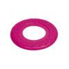 Nobby Fly-disc pink ø 25 cm. Frisbee til store hunde lavet i massivt rågummi