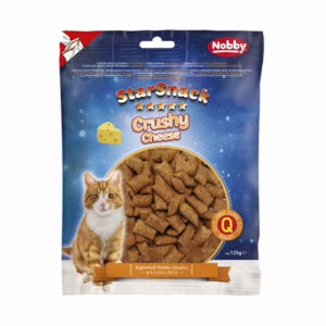 Starsnack Crushy Cheese, 125 G