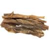 Whesco gedeskind 250 g. Lækkert tørret gedehud. lækker naturlig tyggeting til hunde og hvalpe