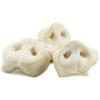 Grisetryner, hvide og Puffede. Naturlig hundesnack fra Whesco. Lækker godbid til alle hunde