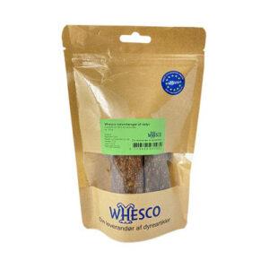 Whesco Naturstænger af 100% rådyr 120 g